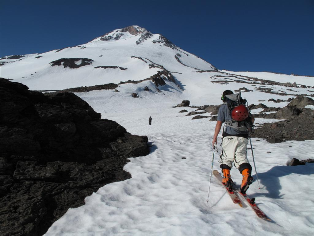 climb shasta