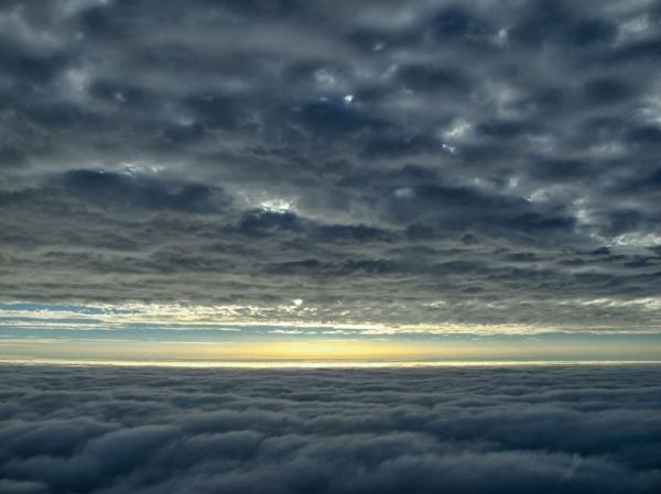 Between Cloud Layers