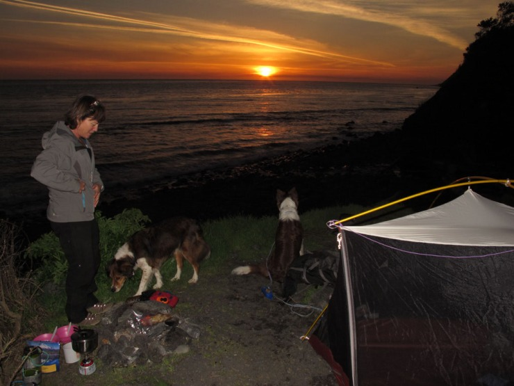 Sunset tent (1)