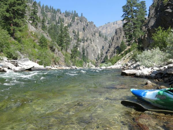 South Fork Payette (the canyon run)