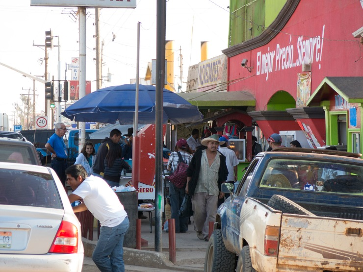 Downtown San Quintin