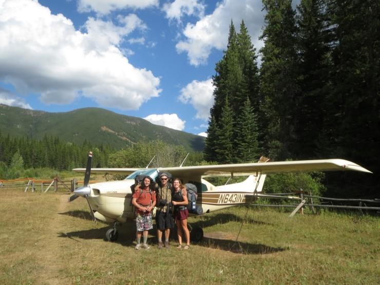 Montana backpacking (Large)