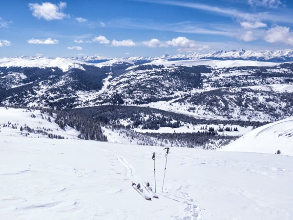 Colorado Backcountry, Vail Pass