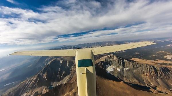 Sierra Overflight