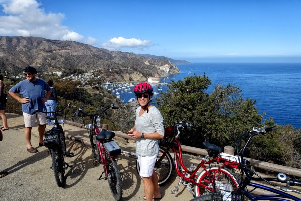 Electric Bike Tour of Avalon