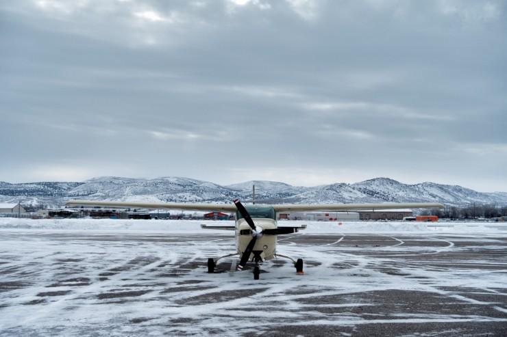 airplane Elko (Large)