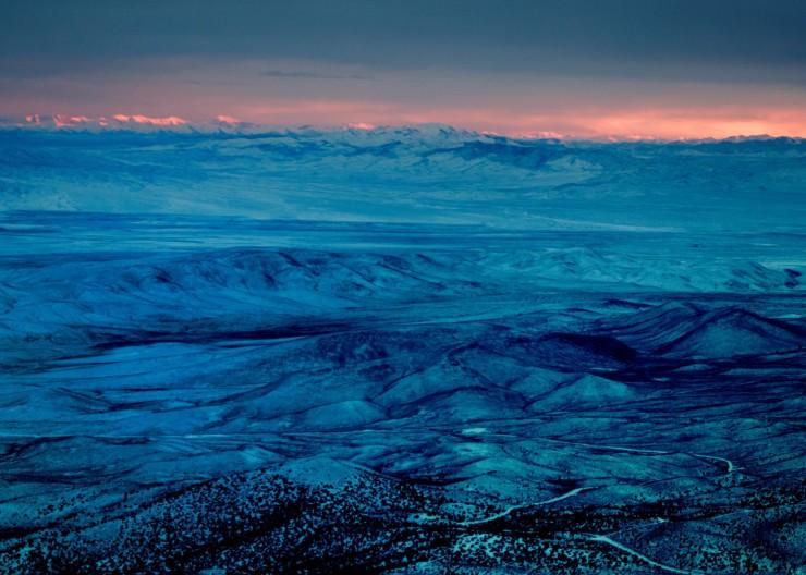 Nevada sunset (Large)