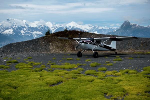Bush plane columbia (Large)