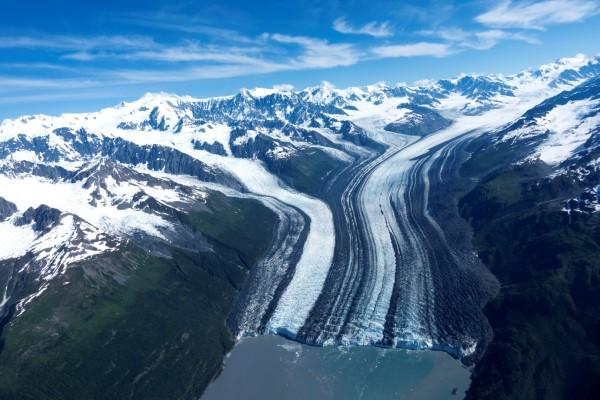 Columbia glacier (Large)