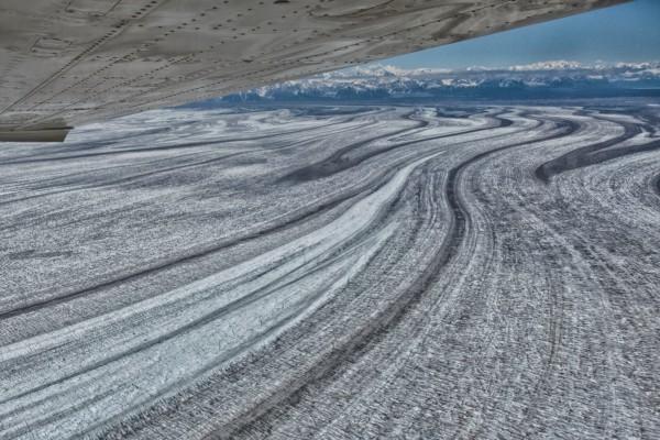 Striped glacier 2 (Large)