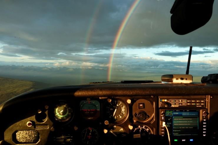 Rainbow alaska (Large)
